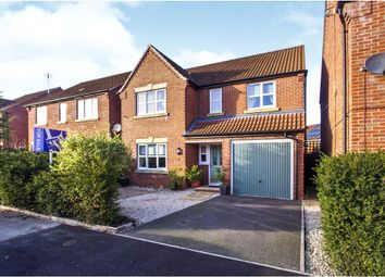Thumbnail 4 bed detached house for sale in King Road, Warsop, Mansfield