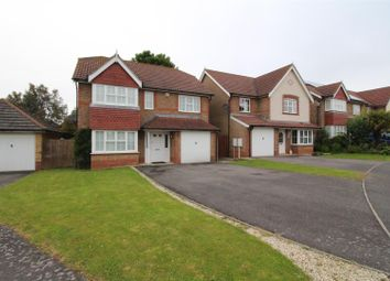 Thumbnail 4 bed detached house to rent in Alec Pemble Close, Kennington, Ashford