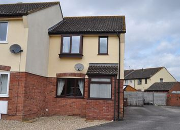 Thumbnail 3 bed end terrace house for sale in Ash Drive, Cullompton