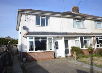 Thumbnail 2 bed end terrace house for sale in Bertram Road, New Milton