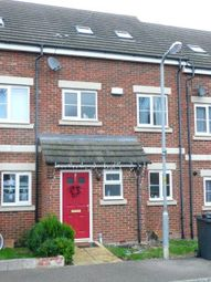 Thumbnail 3 bedroom town house to rent in Swallow Close, Wellingborough