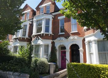 Thumbnail 3 bed flat to rent in Streatley Road, Kilburn, London