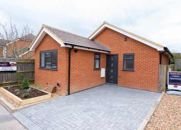 Thumbnail 1 bed detached bungalow to rent in Sadlers Court, Winnersh, Wokingham