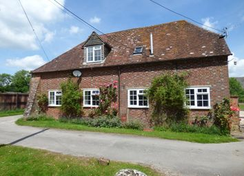 Thumbnail 2 bed cottage to rent in Upper Lambourn, Hungerford