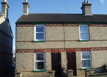 Thumbnail 3 bed end terrace house to rent in High Street, Offord Cluny