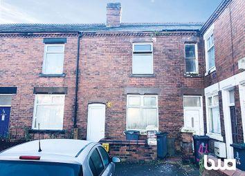 Thumbnail 2 bedroom terraced house for sale in 48 Harcourt Street, Stoke-On-Trent