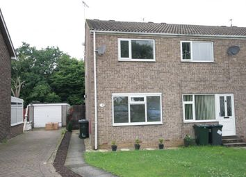 Thumbnail 2 bed terraced house to rent in Bowland Close, Bentley, Doncaster