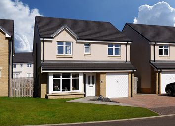 4 bed property for sale in Plot 46, The Stevenson, Millburn Gardens, Clackmannan FK10