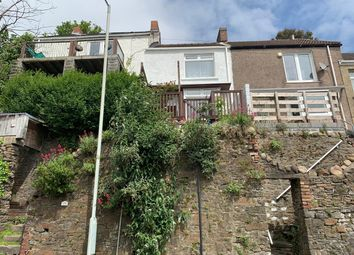 2 bed terraced house for sale in Penygraig Road, Townhill, Swansea SA1