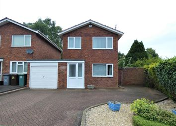 3 bed link-detached house for sale in Myton Drive, Shirley, Solihull B90