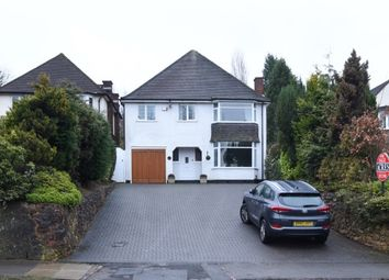 Thumbnail 4 bed detached house for sale in Tamworth Road, Sutton Coldfield