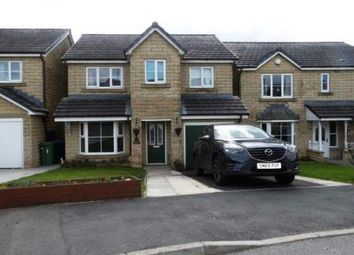 Thumbnail 4 bed detached house for sale in Fieldfare Way, Bacup, Rossendale, Lancashire