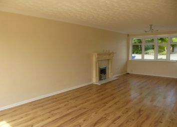 Thumbnail 4 bed detached house to rent in Leslie Close, Littleover, Derby