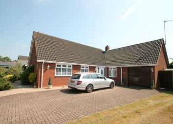 Thumbnail 3 bedroom detached bungalow for sale in Harvesters Way, Martlesham Heath, Ipswich
