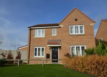 Thumbnail 4 bed detached house for sale in Milford Way, South Milford, Leeds
