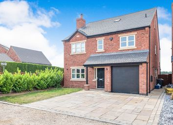 Thumbnail 4 bed detached house for sale in Swinston Hill Meadows, Dinnington, Sheffield