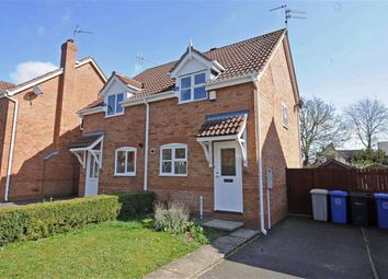Thumbnail 2 bed semi-detached house to rent in Spinney Road, Burton Latimer, Kettering