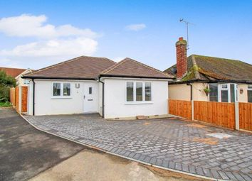 Thumbnail 1 bed bungalow to rent in Ethelred Gardens, Runwell, Wickford