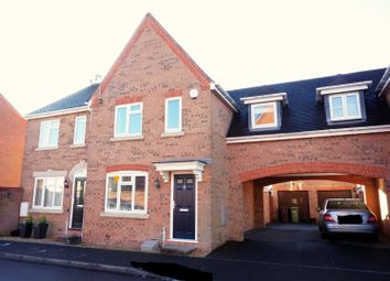 Thumbnail 3 bed semi-detached house for sale in Old Dickens Heath Road, Solihull
