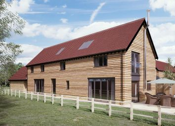 Thumbnail 4 bed detached house for sale in Park Farm Place, Northmoor, Near Standlake