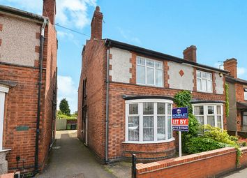 Thumbnail 3 bed semi-detached house for sale in Cressy Road, Alfreton