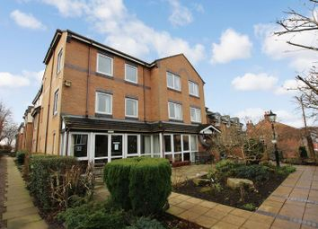 Thumbnail 1 bed flat for sale in Rectory Court, Stockport