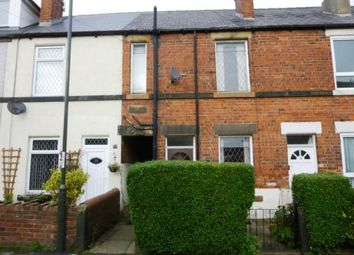 Thumbnail 2 bed terraced house for sale in Scarsdale Road, Dronfield, Derbyshire