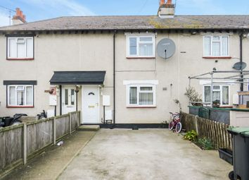 Thumbnail 3 bedroom terraced house for sale in Claremont Street, Herne Bay