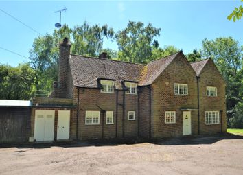 Thumbnail 4 bed detached house to rent in Bere Court Road, Pangbourne, Reading