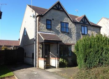 Thumbnail 3 bed semi-detached house for sale in Ivy House Court, Scunthorpe