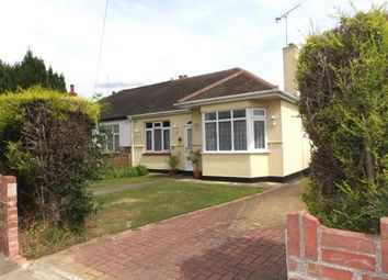 Thumbnail 2 bed bungalow for sale in Thornford Gardens, Southend-On-Sea