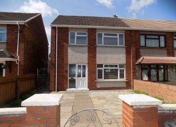 Thumbnail 3 bed semi-detached house for sale in London Close, Cwmavon, Port Talbot, Neath Port Talbot.