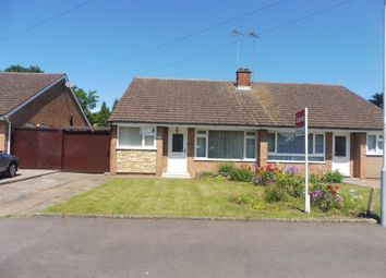 Thumbnail 3 bed semi-detached bungalow for sale in Nappsbury Road, Luton