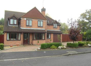 Thumbnail 5 bed detached house to rent in Winston Close, Spencers Wood, Reading