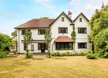 Thumbnail 5 bed detached house for sale in White Rose Lane, Woking, Surrey