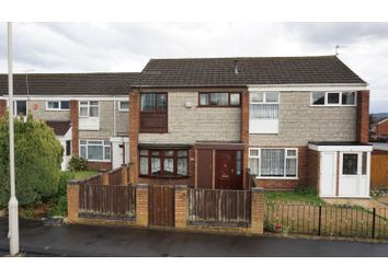 Thumbnail 3 bed semi-detached house for sale in Swallow Close, Dudley