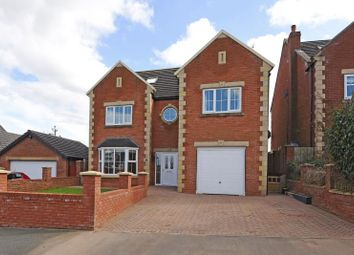 Thumbnail 5 bed detached house for sale in St. Pauls Gardens, Witton Park, County Durham