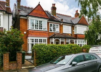 Thumbnail 5 bed semi-detached house for sale in Gerard Road, Barnes, London