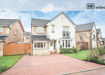 Thumbnail 5 bed detached house for sale in Ballochmyle Crescent, Glasgow