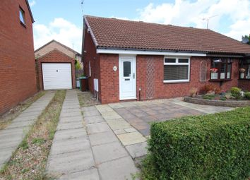 Thumbnail 2 bed semi-detached bungalow for sale in Torvill Drive, Wollaton, Nottingham