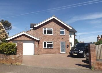 Thumbnail 4 bedroom detached house for sale in Cromer, Norfolk