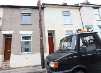 Thumbnail 2 bed terraced house to rent in East Street, Chatham