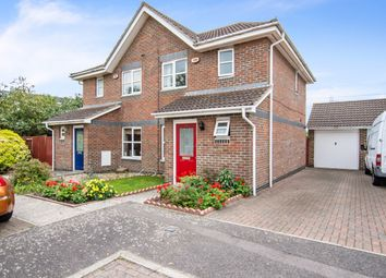 Thumbnail 3 bedroom semi-detached house for sale in Atlantis Close, Barking