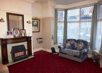 Thumbnail 4 bedroom terraced house for sale in Albert Road, Aston, Birmingham