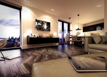 Thumbnail 3 bedroom flat for sale in Plaza Boulevard, Liverpool
