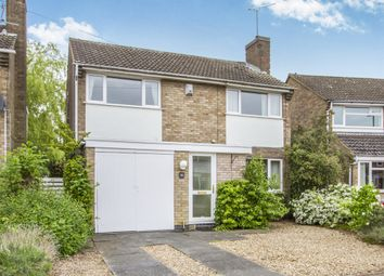 Thumbnail 3 bedroom detached house for sale in Briar Meads, Oadby, Leicester