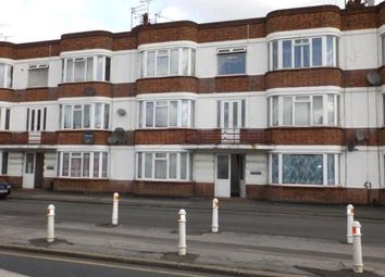 Thumbnail 2 bed flat to rent in Salt Hill Mansions, Bath Road, Slough