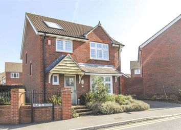 Thumbnail 4 bedroom detached house for sale in Platts Wood, Cheswick Village, Bristol