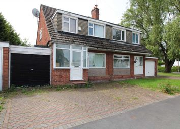 Thumbnail 3 bed semi-detached house for sale in Romsey Drive, Cheadle Hulme, Cheadle