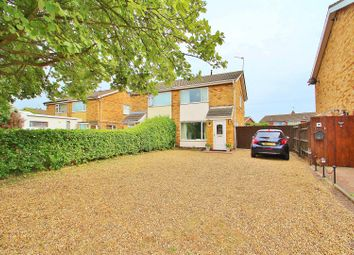 Thumbnail 2 bed semi-detached house for sale in Wayfarer Drive, East Goscote, Leicestershire